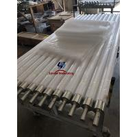 China Ceramic Furnace Rollers High Purity Silica / SiO2 Material wholesale