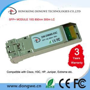 China Hot Sales, SFP-10G-SR= Cisco 10GBASE-SR SFP Module wholesale