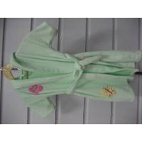 China Plain Dyed Terry Bathrobe wholesale