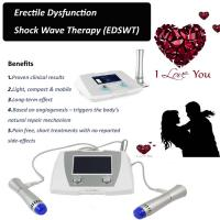 Buy cheap ED 1000 Erectile Dysfunction Low Intensity Shockwave Therapy Machine from wholesalers