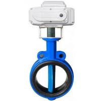 """China EPDM lined Electric Actuator Butterfly Valve For Drink Water , 2"""" ~ 120"""" Size wholesale"""