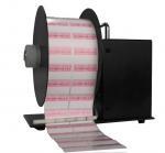 R90 automatic label rewinder and unrewinder