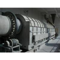 China Continuous Electric Rotary Kiln Calciner N2 Gas Protection High Heating Rate wholesale