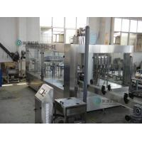 Quality 4 in 1 Full Automatic Bottle Filling Machine 4000BPH For PET Bottle for sale