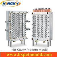 Quality 48 cavity PET preform mold with hot runner wholesale