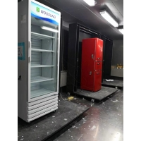 China 30K Air-conditioner Air-enthalpy method Calorimeter,Energy Efficiency Temperature And Humidity Test Chamber For Househol wholesale