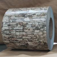 Buy cheap Decorative  Prepainted Color Coated Steel Coil Below 1250 Mm Width 0.20 - 1.2mm Thickness from wholesalers