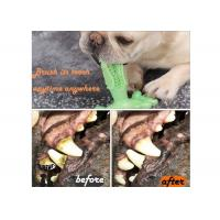 China Teeth Cleaning Tool Dog Tooth Brush Dog Teeth Cleaning Toys Dog Toys Chew Toys Stick with Cleaning Brush wholesale