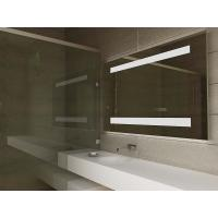 China Hotel Luxury Smart TV LED Bathroom Mirror with Bluetooth Loudspeaker on sale
