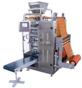 China Manufactory Powder filler coffee Powder vertical form fill seal machine,cheap powder Multi row wrapping machine wholesale