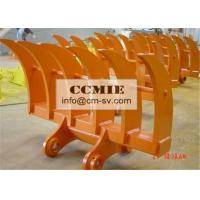 China Alloy Steel Excavator Ripper Shank , XCMG Motor Grader Tractor Ripper Attachment wholesale