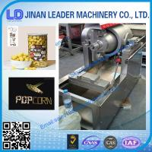 China New style Popcorn     snack Machinery wholesale