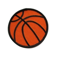 China Loop Backing Sports Team Patches Embroidery NBA Sponsor Patches wholesale