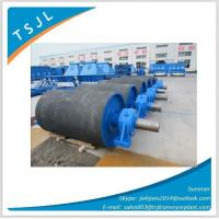 Quality Small electric conveyor pulley for flat belt for sale
