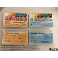Buy cheap Endodontic Materials For Dentist Use Gutta Percha Points With 06 Taper 15-40 from wholesalers
