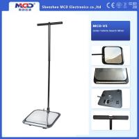 China LED White Light Vehicle Inspection Mirror  With DC12V Rechargeable Battery wholesale