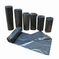 Buy cheap Heat Sealing Biodegradable Litter Bags Cornstarch / PLA Material Made from wholesalers