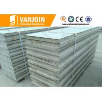 China Prefab Insulated Wall Panels , EPS Sandwich Panels Fireproof 4 Hours FRP wholesale