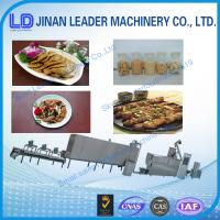China High Quality Vegetarian soya meat Machine wholesale