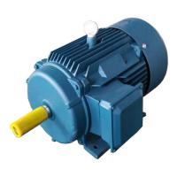 Big Power 340HP / 250kw 3 Phase Induction Motor With Cast Iron Housing For Mixer