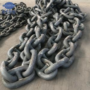 China Grade U3 Extra High Strength Standard Marine Anchor Chain Accessories, Grade K3 Ship Anchor Chain/ wholesale
