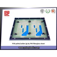Buy cheap Solder Pallet Made by Fr4 Sheet from wholesalers