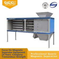 Quality 5 Layers Automatic Non Ferrous Metal Separator , Magnetic Separation Of Iron Ore wholesale