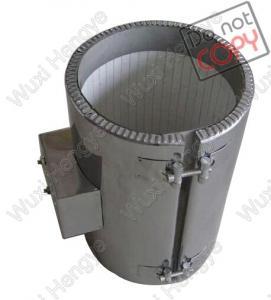 China Band Shaped Efficient Cast Aluminum Heater For Injection Molding Machine wholesale