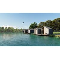 Buy cheap State Of The Art Prefab Housing Wooden Interior from wholesalers