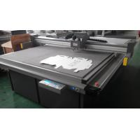 China Digital Vacuum Table Corrugated Box Making Machine Automatic Drawing Creasing on sale