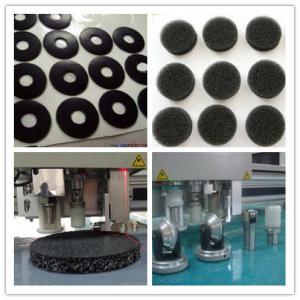 China Foot Rest pad digital cutting system machine wholesale