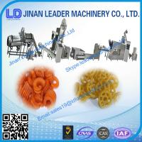 China High Quality Pellet Extruding and Frying Machine wholesale