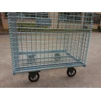 Buy cheap Factory Direct Sale Cheap Strong Mesh Storage Cage from wholesalers