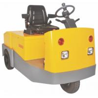 China Airport Electric Tow Tractor High Efficiency With Traction Weight 3000 KG wholesale