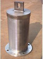 China 316L Zeron 100 254SMO 654SMO UN S31254 S32654 Al-6XN AL6XN 904L Alloy 20 Ferralium 255 Screen Cylinder Industrial Screen wholesale