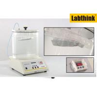Buy cheap ASTM D3078 Plastic Packages Vacuum Leak Testing Machine LCD Display from wholesalers