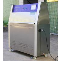 Buy cheap 290 nm 400nm UV Light UV Weather Resistance Test Chamber from wholesalers