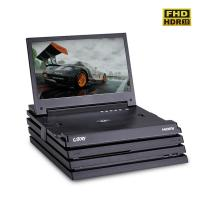 China Compact Structure Portable Gaming Monitor Laptop 178 Degree Viewing Angles wholesale