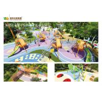 China A03 Multifunctional Outdoor Amusement Park Equipment Develop Sports Skills wholesale