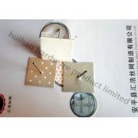 China Designed Self Adhesive Insulation Hangers , Annular Groove Insulation Anchors wholesale