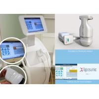 Buy cheap Liposonix HIFU Machine / High Intensity Focused Ultrasound Body Slimming Machine from wholesalers
