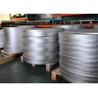 China 430 2B Round Stainless Steel Plate / Industry Stainless Steel Round Sheet wholesale