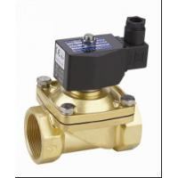 "China Brass Electronic 3/4""Water Solenoid Valve Direct Operated Two Way wholesale"