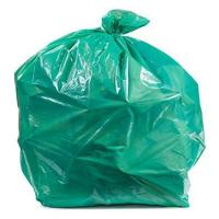 China Customized PLA Biodegradable Waste Bags , Efficient Compostable Garbage Bags wholesale