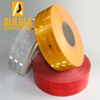 China High reflection 3m diamond grade safety conspicuity reflective tape for vehicle,truck and wholesale