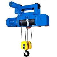 Quality 16 ton, 20 ton Under-Slung Electric Wire Rope Monorail Hoist For Storage / Warehouse / Workshop for sale