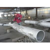 China Petroleum 24 Large Diameter Stainless Steel Pipe High Temperature Resistant wholesale