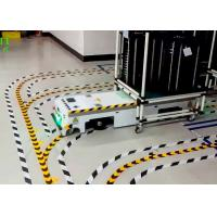 China Intralogistics Bi Directional Tunnel AGV Automated Guided Vehicle Robot With High Load Capacity wholesale