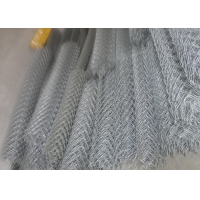 Buy cheap 9 Gauge 6ft Gardens 1.2mm Chain Link Fences Black Or Green Pvc Coated from wholesalers