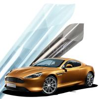 China High quality 2ply SRC plastic auto window metal tint film in 1.52*30m wholesale